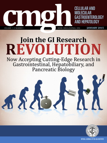 CMGH: The Revolution Starts Now - Cellular and Molecular